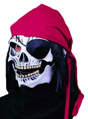Jolly Roger Mask-0