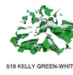 Pomchie- Kelly Green & White-10911