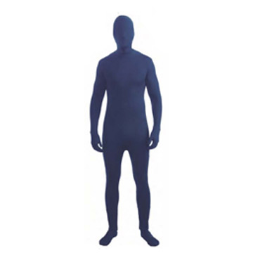 Disappearing Man Costume - Blue-0