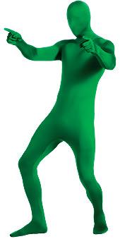 2nd Skin Green-0