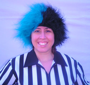 Spirit Wig Teal/Black-0