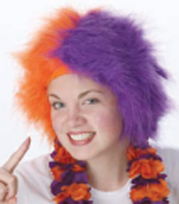 Spirit Wig Purple/Orange-0