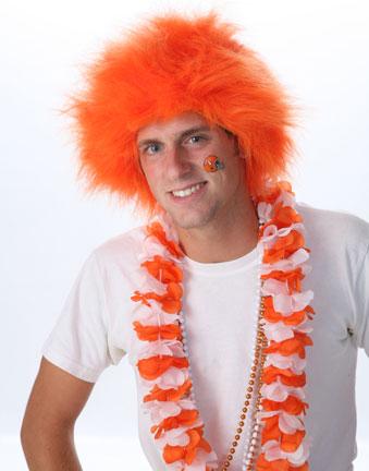 Spirit Wig - Orange-0