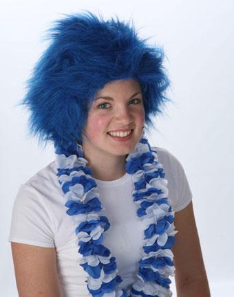 Spirit Wig - Blue-0