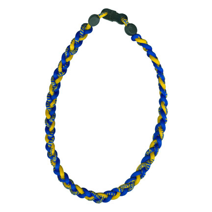 Ionic Necklace - Royal & Gold-0