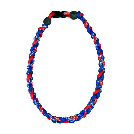 Ionic Necklace - Royal & Red-0