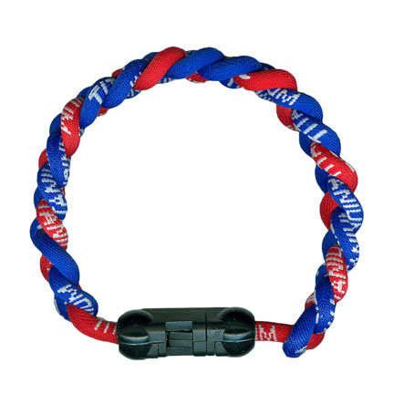 Ionic Bracelet - Royal & Red-0