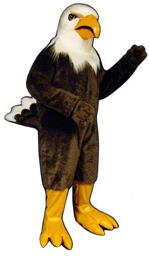 Eagle Mascot-0