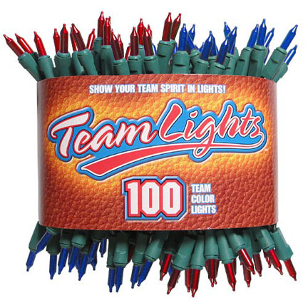 Team Lights - Red & Blue-0