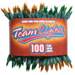 Team Lights - Orange & Green-11404