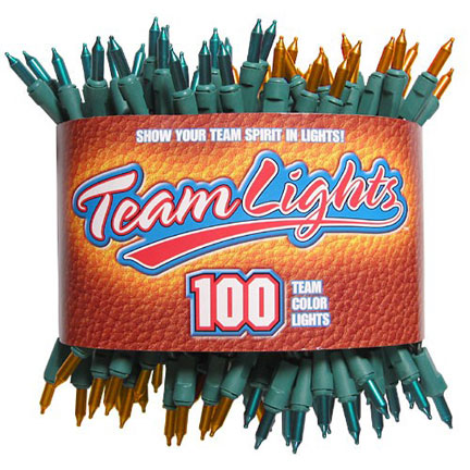 Team Lights - Aqua & Orange-0