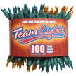 Team Lights - Aqua & Orange-11407