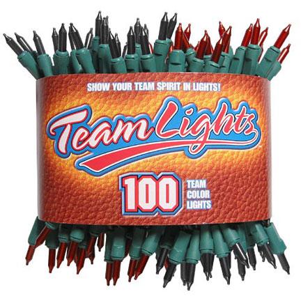 Team Lights - Red & Black-0