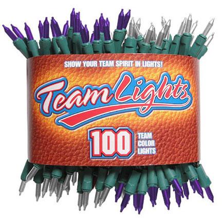 Team Lights - Purple & White-0