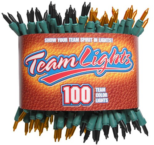Team Lights - Orange & Black-0