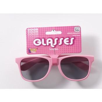 Team Color Blues Glasses - Pink-0