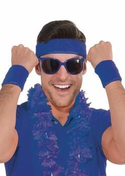 Team Color Blues Glasses - Blue-0