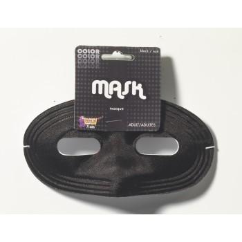 Team Color Domino Mask - Black-0
