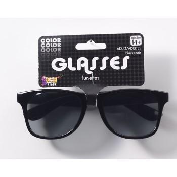 Team Color Blues Glasses - Black-0