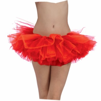 Team Color Tutu - Red-0
