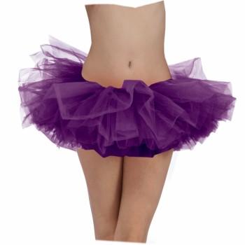 Team Color Tutu - Purple-0