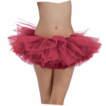 Team Color Tutu - Burgundy-0