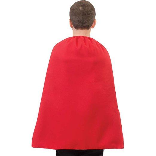 Red Kids Superhero Team Cape-0
