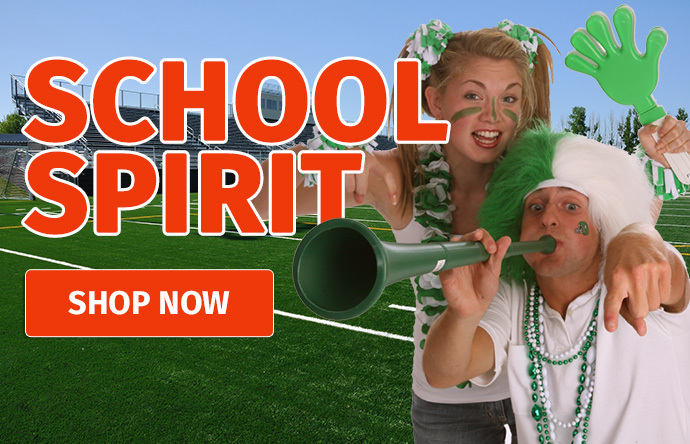 Show your School Spirit. Check out our team Gear.